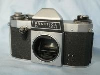 ' 42MM ' Praktica PL Nova 1 M42 SLR Camera £4.99